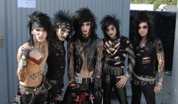 black veil brides interview gosia machaczka