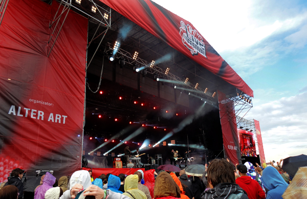 coke live music festival 2012 supertonic