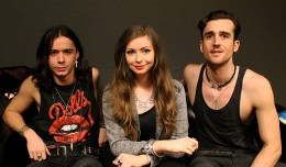 HEAVENS BASEMENT SID GLOVER CHRIS RIVERS INTERVIEW GOSIA MACHACZKA INTERVJU 2013 2014 HEADER