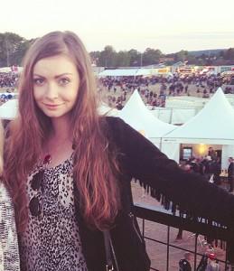 Sweden Rock Festival 2014 blogg 2
