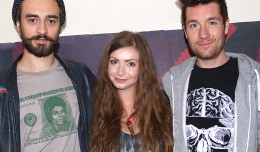 BASTILLE 2014 KYLE SIMMONS DAN SMITH GOSIA MACHACZKA interview